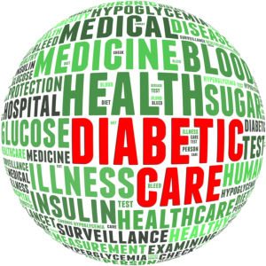 Diabetes help what is involved